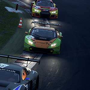 Blancpain GT Series cars