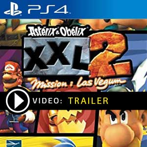 Asterix & Obelix XXL 2 PS4 Prices Digital or Box Edition