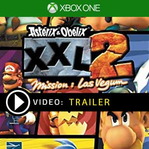 Asterix & Obelix XXL 2 Xbox One Prices Digital or Box Edition