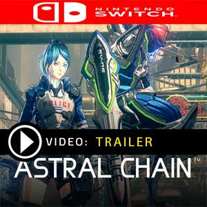 ASTRAL CHAIN Nintendo Switch Prices Digital or Box Edition