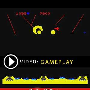 Atari Flashback Classics Nintendo Switch Gameplay Video