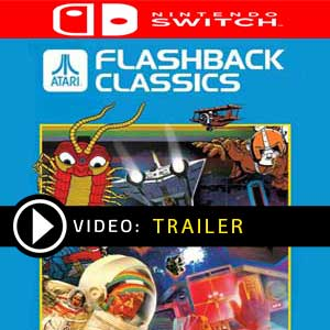 Atari Flashback Classics Nintendo Switch Prices Digital or Box Edition