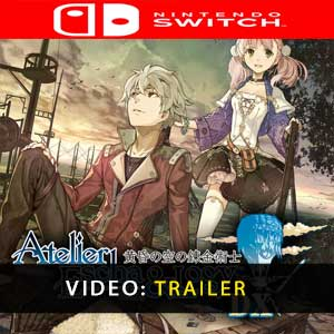 Atelier Escha and Logy Alchemists of the Dusk Sky DX Nintendo Switch Prices Digital or Box Edition