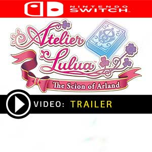 Atelier Lulua The Scion of Arland Nintendo Switch Prices Digital Or Box Edition