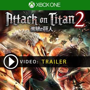 Attack on Titan 2 XBox One Prices Digital or Box Edition