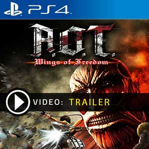 Attack on Titan Wings of Freedom PS4 Prices Digital or Box Edition