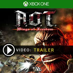 Attack on Titan Wings of Freedom Xbox One Prices Digital or Box Edition
