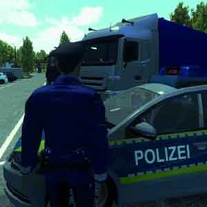 Autobahn-Police Simulator 2015 - Polizei