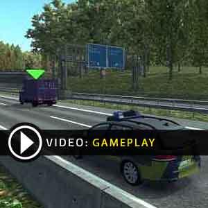 Autobahn-Police Simulator 2015 Gameplay Video