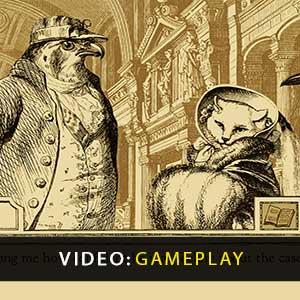 Aviary Attorney Gameplay Video