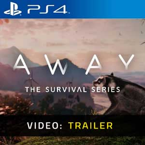 AWAY The Survival Series PS4 Video Trailer