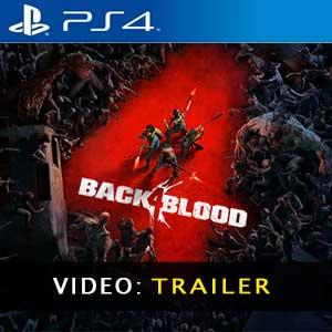 Back 4 Blood PS4 Video Trailer