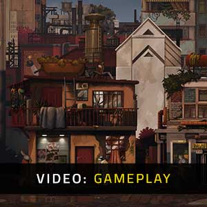 Backbone Gameplay Video