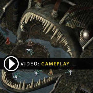 Baldurs Gate 2 Enhanced Edition Gameplay Video
