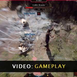 Baldurs Gate 3 Gameplay Video