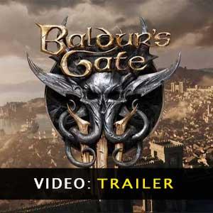 Baldurs Gate 3 Trailer Video