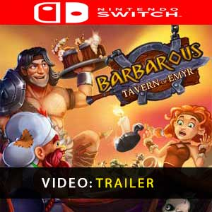 Barbarous Tavern of Emyr Nintendo Switch Prices Digital or Box Edition