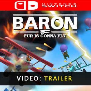 Baron Fur Is Gonna Fly Nintendo Switch Prices Digital or Box Edition
