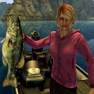 immersive fishing adventure