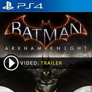 Batman Arkham Knight PS4 Prices Digital or Physical Edition