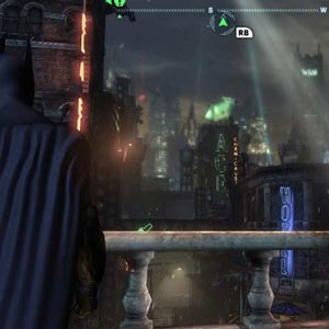 Batman Arkham Origins Fight