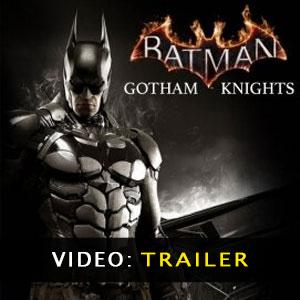 Batman Gotham Knights Trailer Video