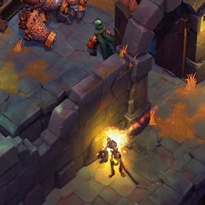 Battle Chasers Nightwar Battle