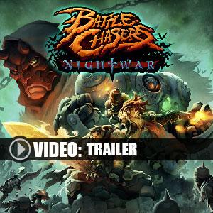 Battle Chasers Nightwar Digital Download Price Comparison