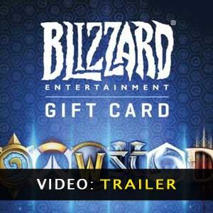 Battle net Gift Card Video Trailer