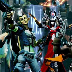BattleBorn Xbox One - Characters