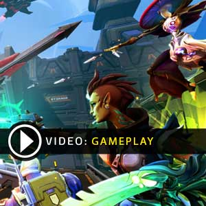 BattleBorn Video Gameplay
