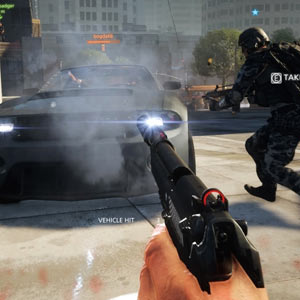 Battlefield Hardline PS4 - Police
