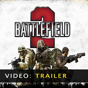 Battlefield 2 Trailer Video