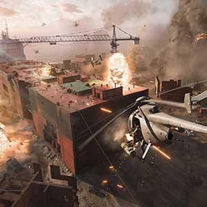 Battlefield 2042 Attack Helicoper