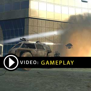 Battlefield 2142 Gameplay Video