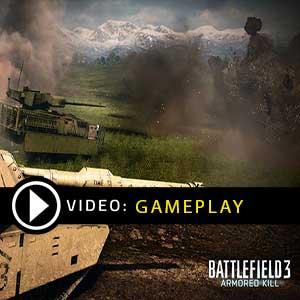 Battlefield 3 Armored Kill Gameplay Video