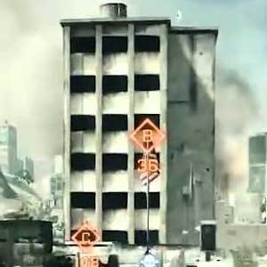 Battlefield 3 Back to Karkand - Building