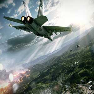 Battlefield 3 End Game Air Superiority