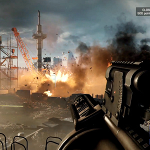 Battlefield 4 XBox One - Battle