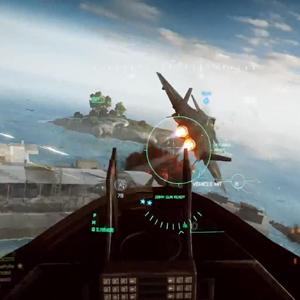 Battlefield 4 XBox One - Aerial Gameplay Screenshot