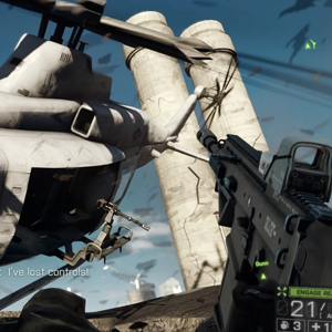 Battlefield 4 XBox One - Aerial Battle