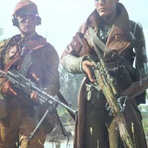 Battlefield unique soldiers