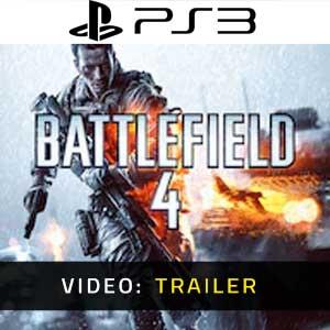 Battlefield 4 PS3 Video Trailer