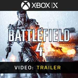 Battlefield 4 Xbox Series X Video Trailer