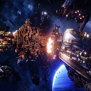 Battlefleet Gothic Armada Chaos