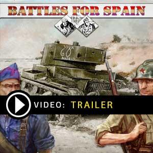 Battles For Spain Digital Download Price Comparison