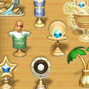 Beach Party Craze - Trophies
