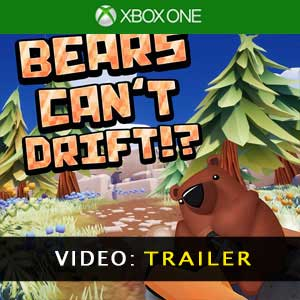 Bears Can't Drift