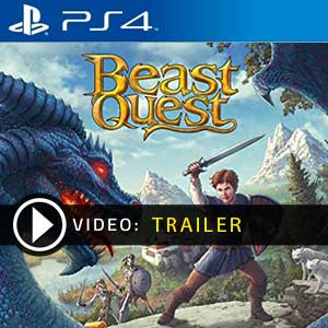 Beast Quest PS4 Prices Digital or Box Edition