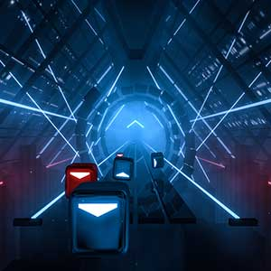 Beat Saber Imagine Dragons Music Pack Stage